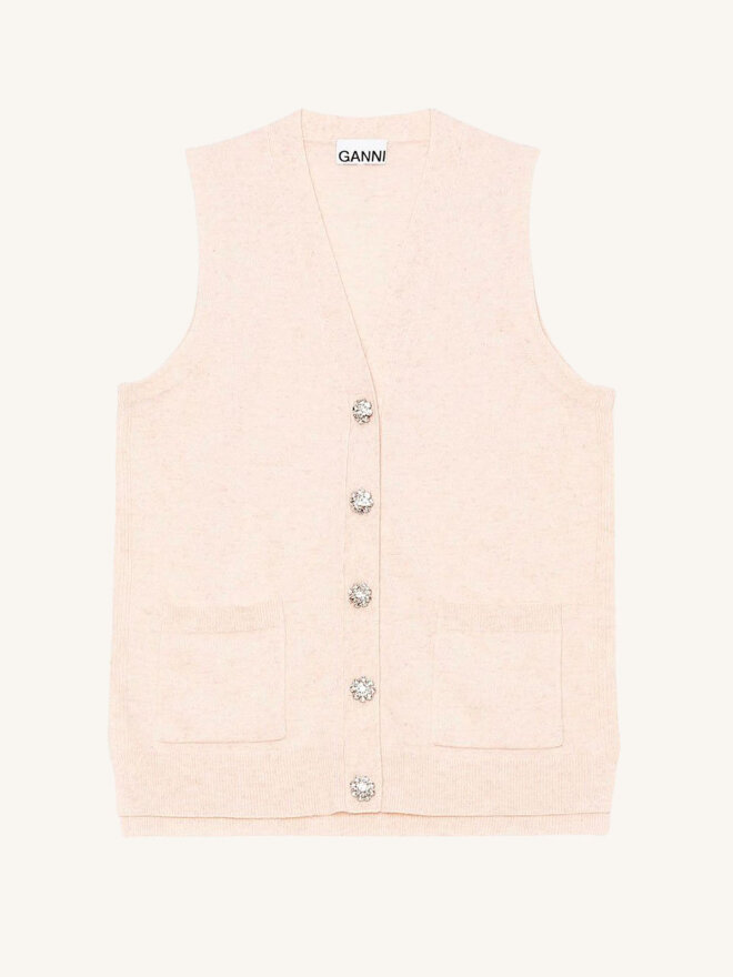 Ganni - Cashmere Knit K1449