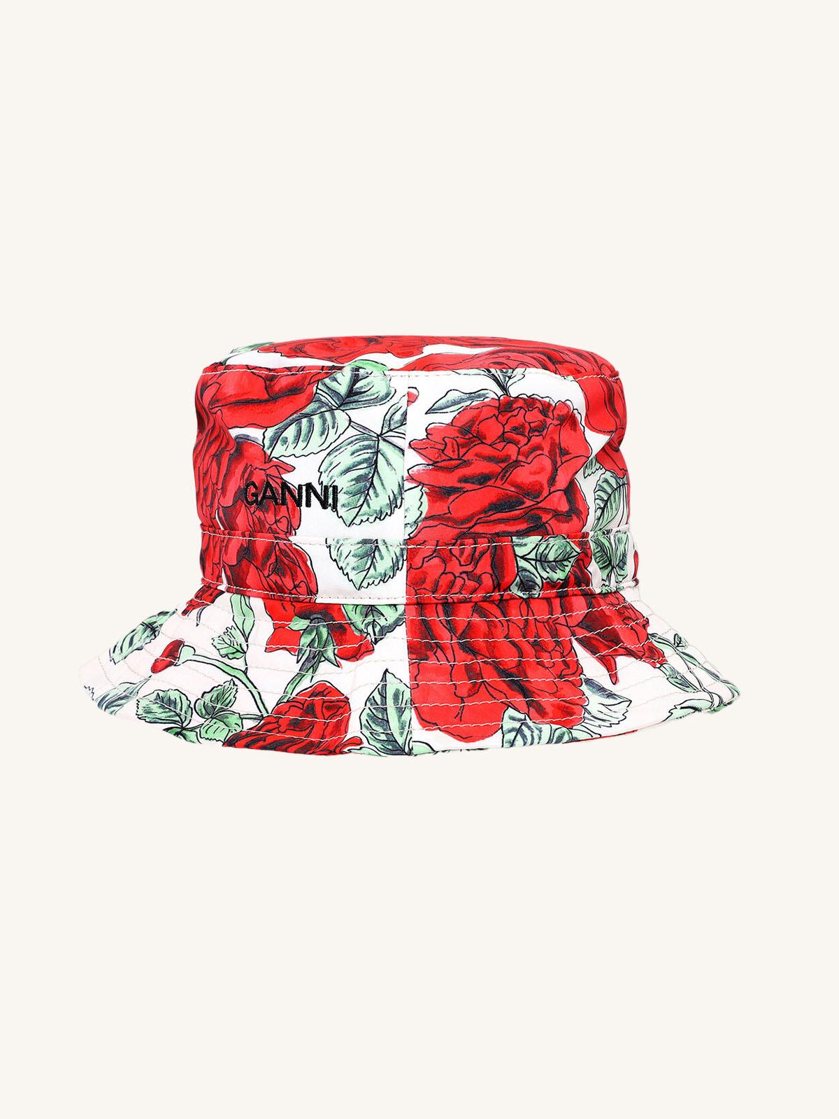Ganni - Seasonal Recycled Tech hat