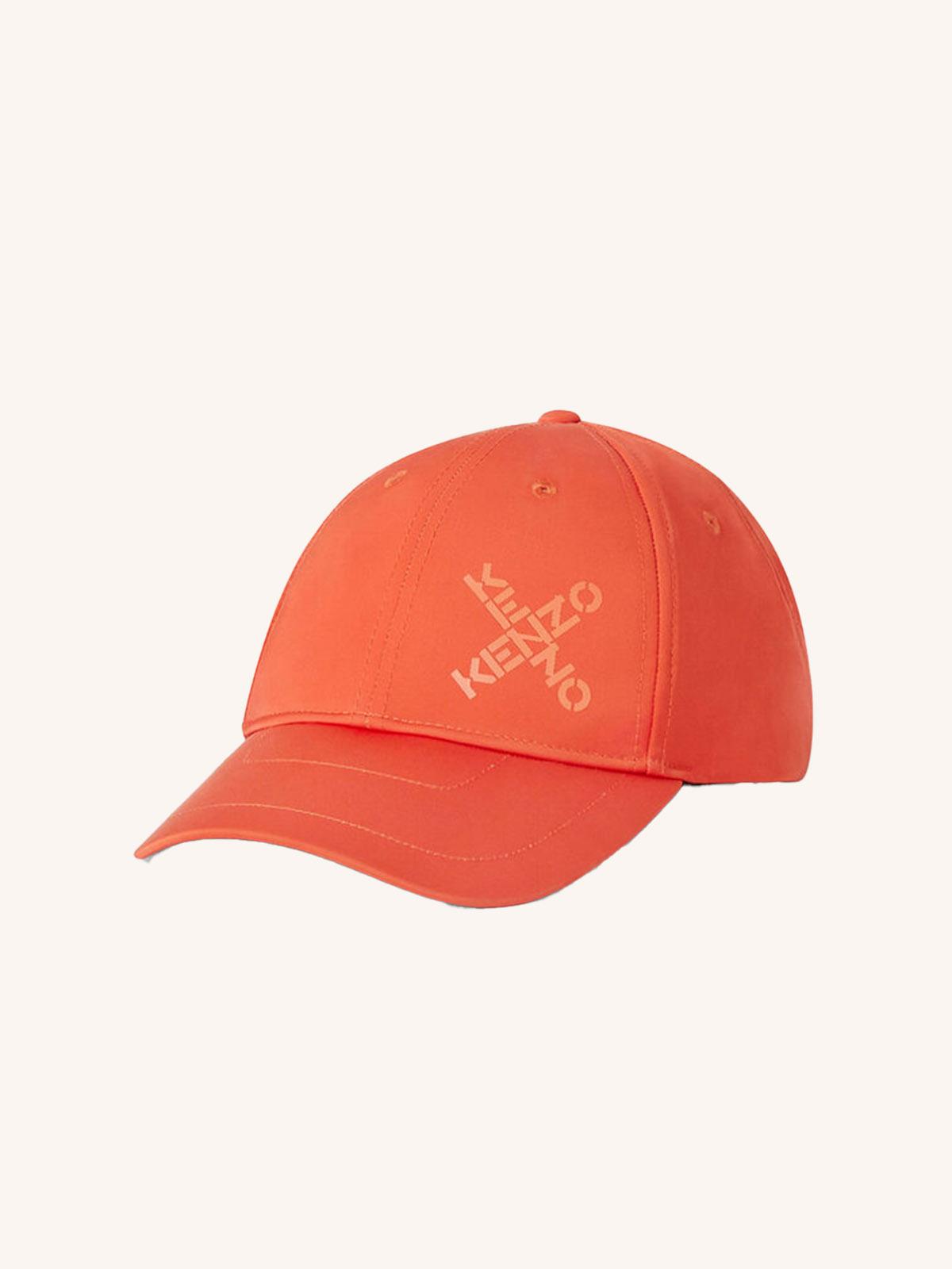 Kenzo - KENZO Sport 'Little X' baseball cap