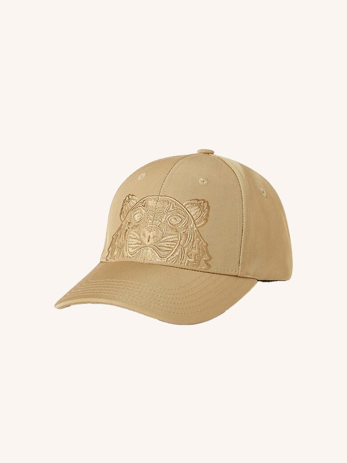 Kenzo - Canvas Kampus Tiger cap