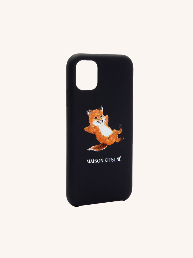 Maison Kitsune - CHILLAX FOX IPHONE CASE