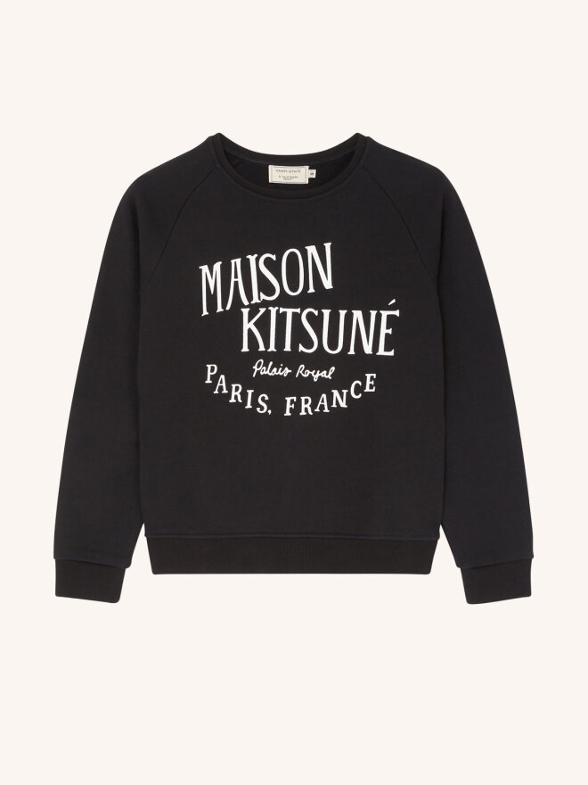 Maison Kitsune - PALAIS ROYAL VINTAGE SWEATSHIRT