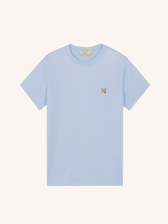 Maison Kitsune - FOX HEAD PATCH CLASSIC TEE-SHIRT