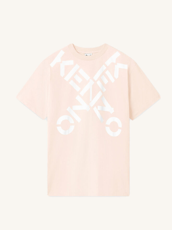 Kenzo - KENZO Sport 'Big X' oversized t-shirt