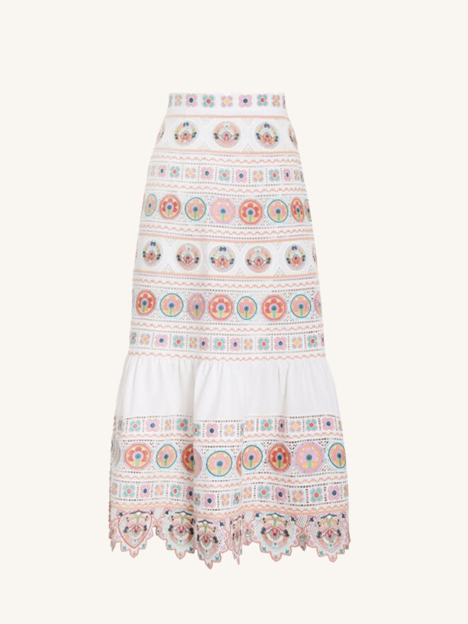 Zimmermann - BRIGHTON SKIRT