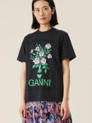 Ganni - GANNI T-SHIRT