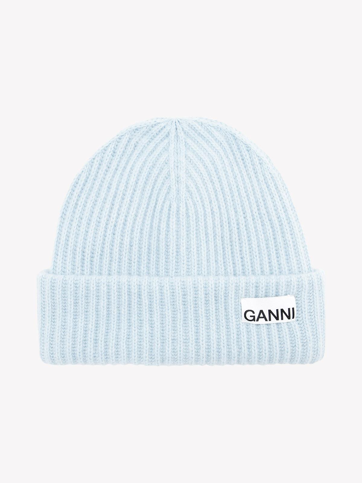 Ganni - GANNI HUE HEATHER
