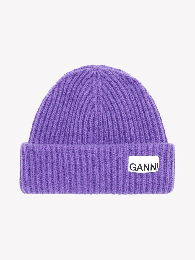 Ganni - GANNI HUE LILLA