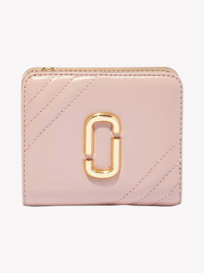 Marc Jacobs - THE GLAM SHOT MINI WALLET ROSE